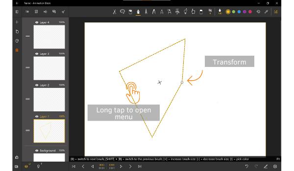 AnimationDesk_App_Brush