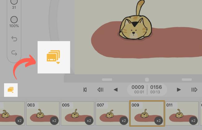 AnimationDesk_App_FrameTimeline_iPad